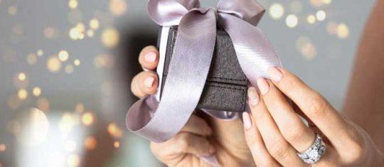 Offrir un bijou personnalisé